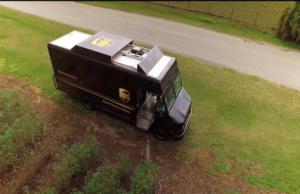 UPS drone deliv