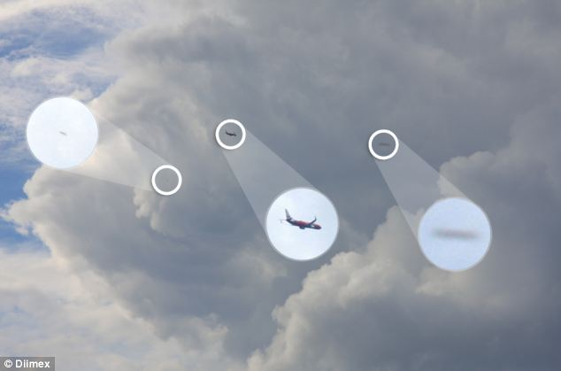 出典:http://www.dailymail.co.uk/news/article-2637036/Drone-like-objects-spotted-storm-cloud-close-passenger-plane.html