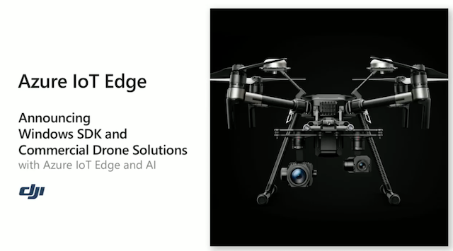 DJI and Windows