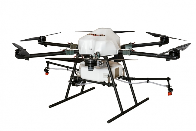 enroute-announces-liquid-medicine-and-granule-application-drone-zion-ac-1500-1